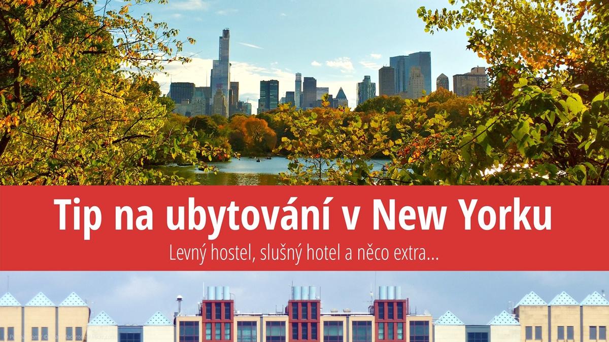 Levný hotel v New Yorku | © PixaBay.com, © Sean MacEntee/Flickr.com