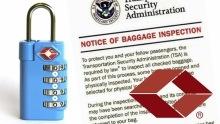 TSA zámek na kufr do USA: Čím je speciální aproč se doporučuje ho mít?