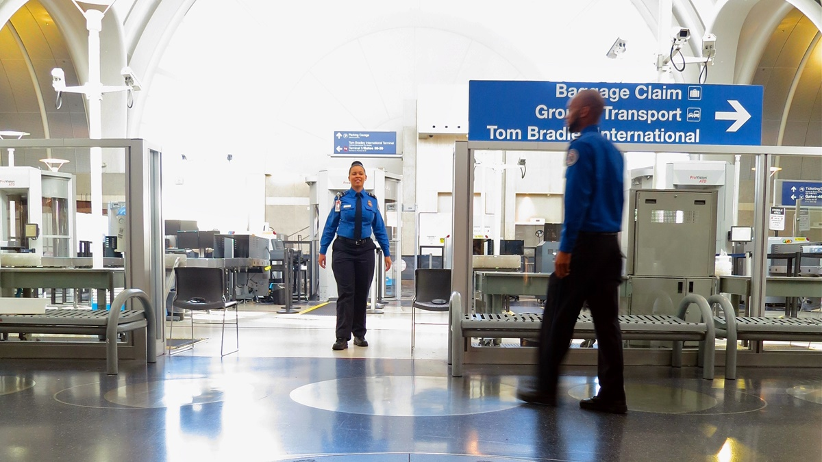 TSA - Transportation Security Administration | © Steve Jurvetson