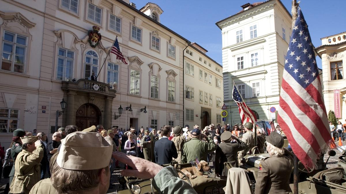 Convoy of Liberty 2012 | © U.S. Embassy Prague