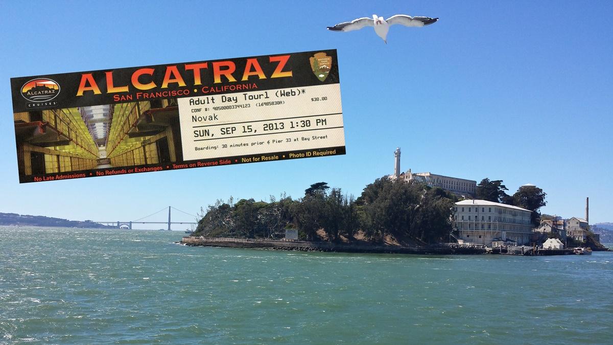 Alcatraz | © Petr Novák