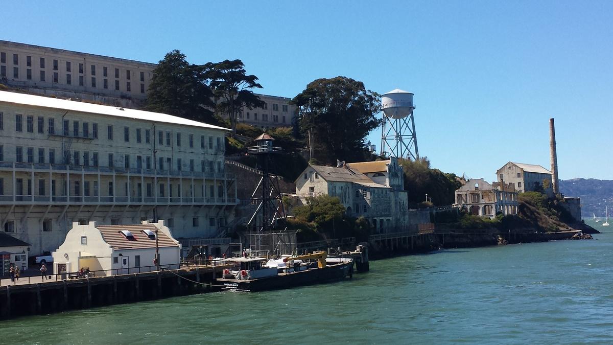 Věznice Alcatraz | © Petr Novák