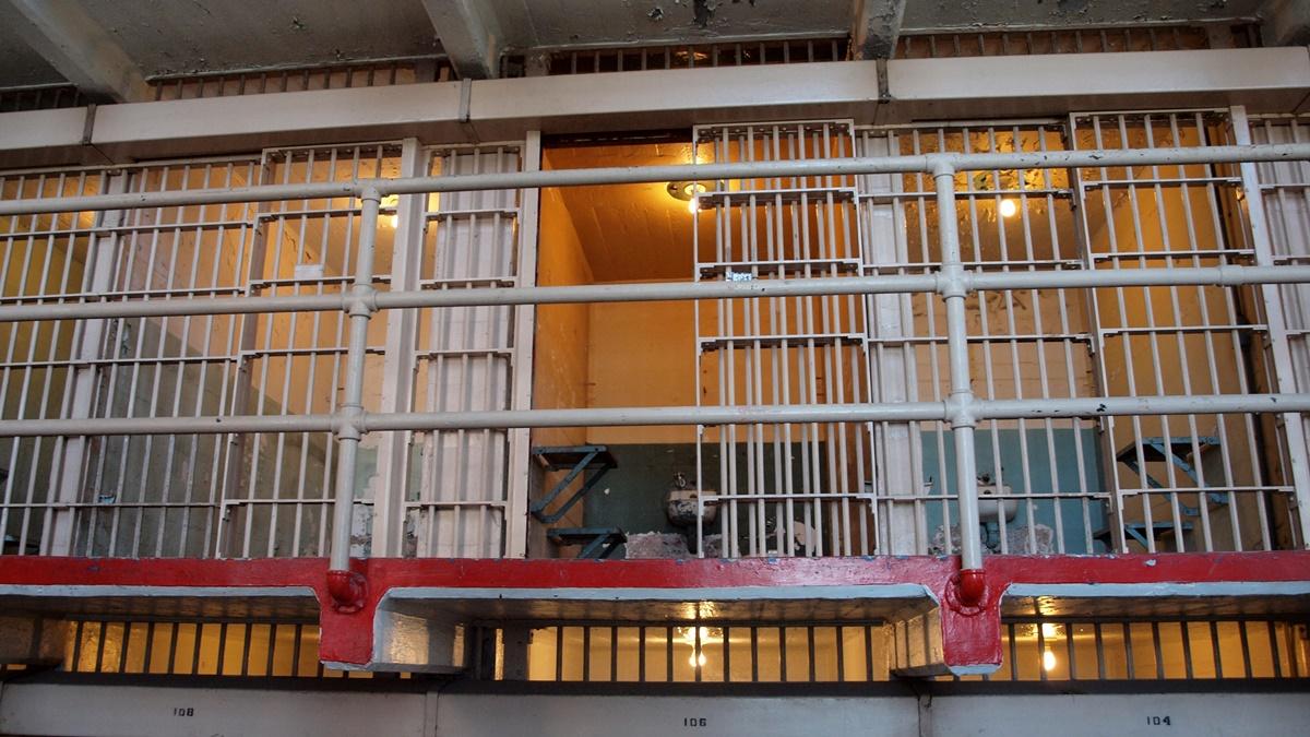 Výhled vězňů z Alcatrazu | © Petr Novák