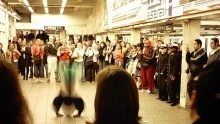 Video: Break dance vnewyorském metru