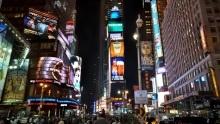 Video: Takhle přivítali rok 2012 na newyorském Times Square!