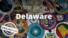 Vtipné zákony: Delaware