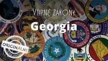 Vtipné zákony: Georgia