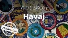 Vtipné zákony: Havaj