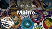 Vtipné zákony: Maine