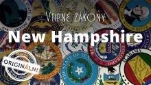 Vtipné zákony: New Hampshire