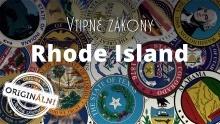 Vtipné zákony: Rhode Island