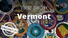 Vtipné zákony: Vermont
