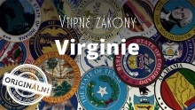 Vtipné zákony: Virginie