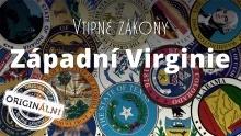 Vtipné zákony: Západní Virginie