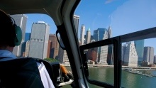 Vyhlídkové lety vrtulníkem nad New Yorkem