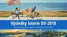 Výsledky loterie ozelenou kartu do USA 2018 (DV-2018)