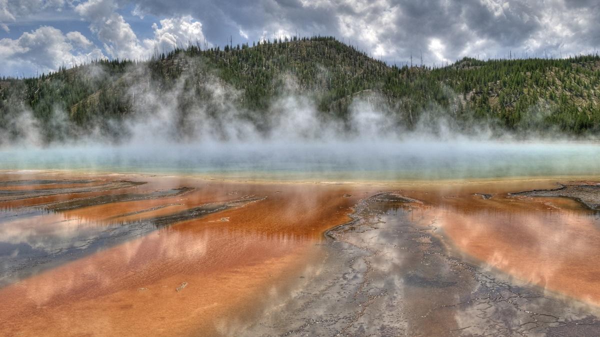 Národní park Yellowstone | © Pixabay.com