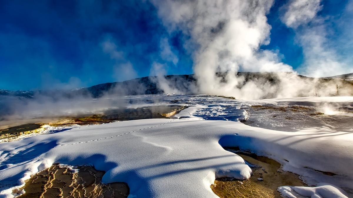 NP Yellowstone   © Pixabay.com