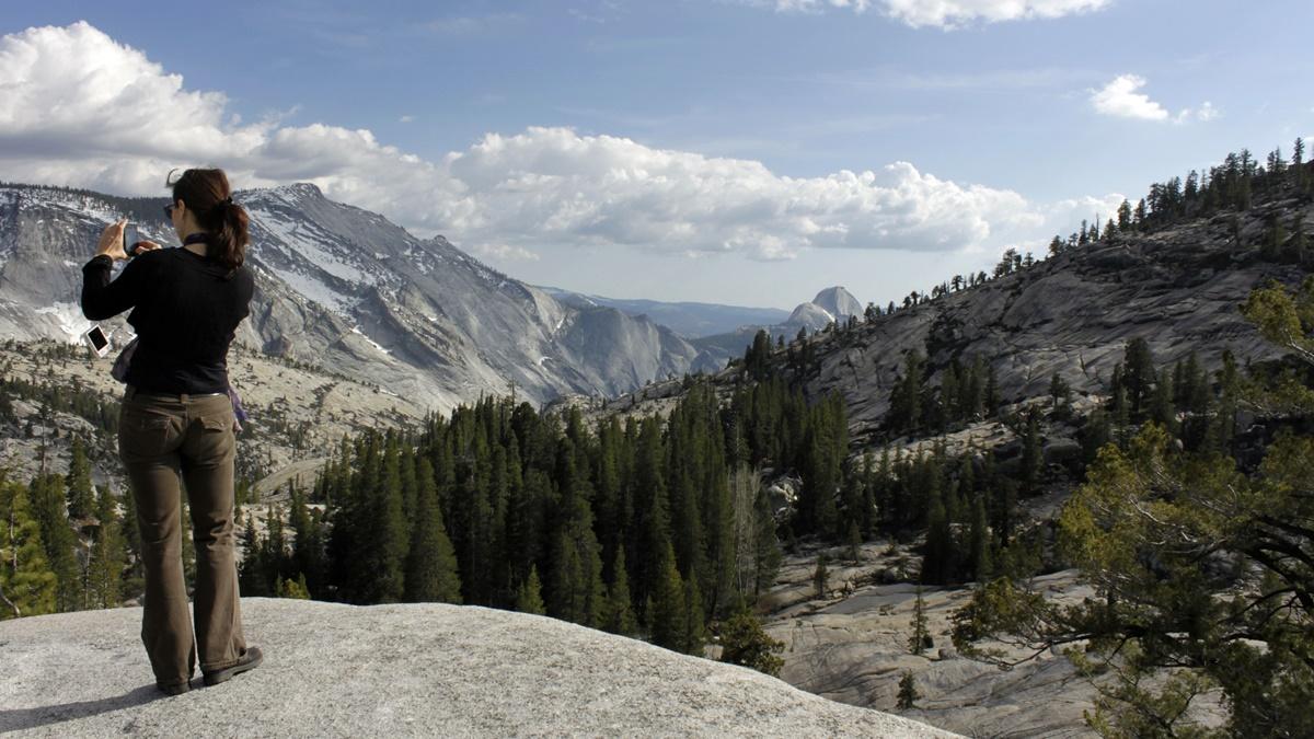 Yosemitský národní park | © akasped
