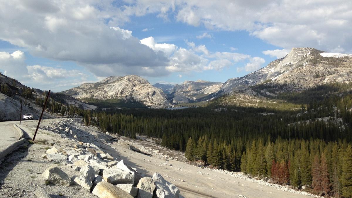 Yosemitský NP | © akasped