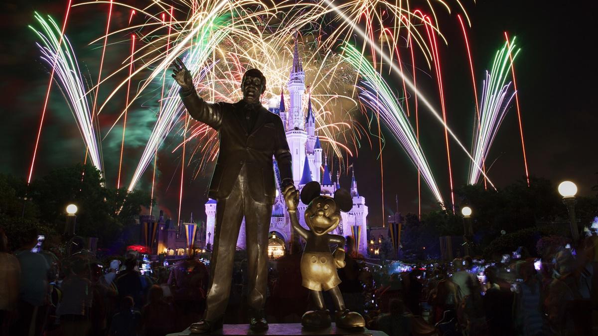 Disneyland v Orlandu na Floridě | © Anthony Quintano