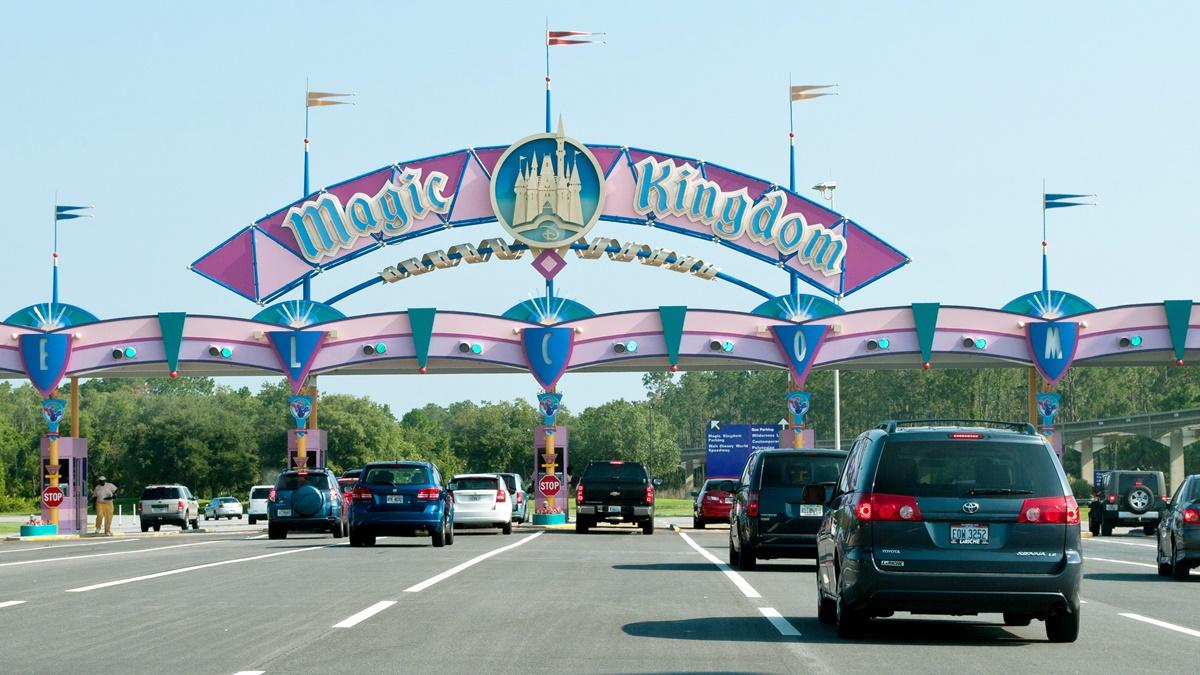 Magic Kingdom v Orlandu na Floridě | © trvlto