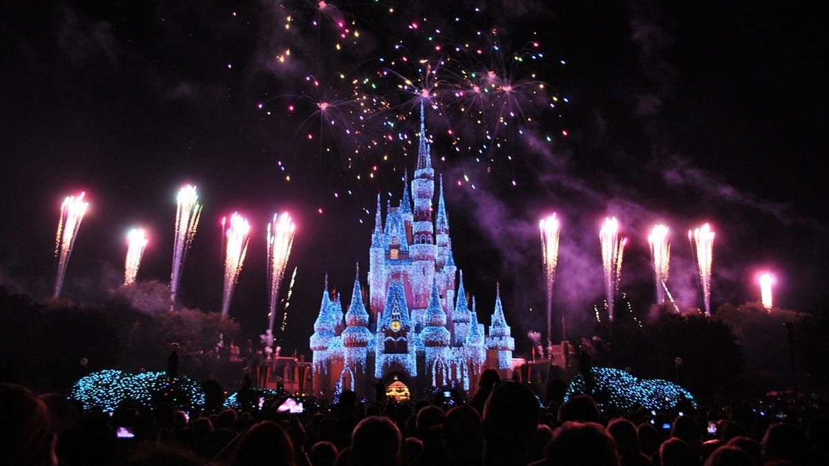 Popelčin zámek v Disneylandu | © Christian Benseler