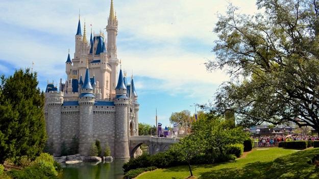 Cinderella's Castle | © Brian Holland