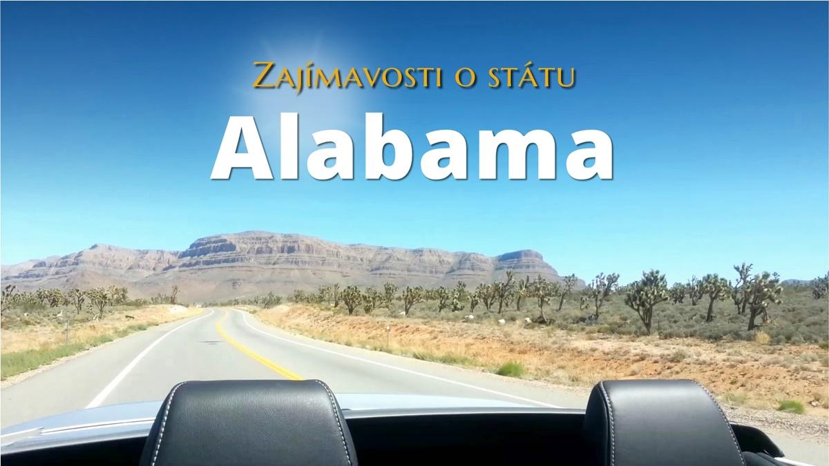 Zajímavosti o státu Alabama