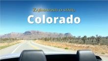 Zajímavosti ostátě Colorado